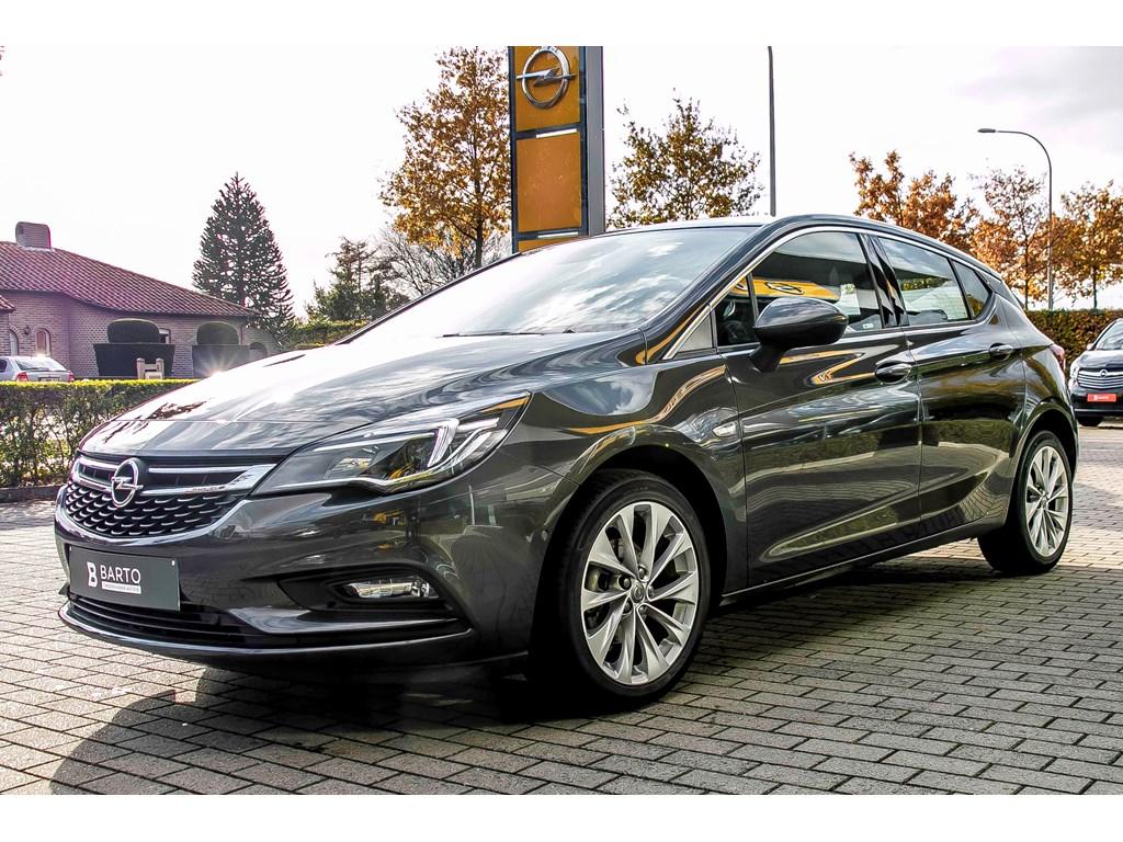 Tweedehands te koop: Opel Astra Anthraciet - 5-Deurs 10 Turbo 105pk Benz Innovation - Navigatie - Camera -