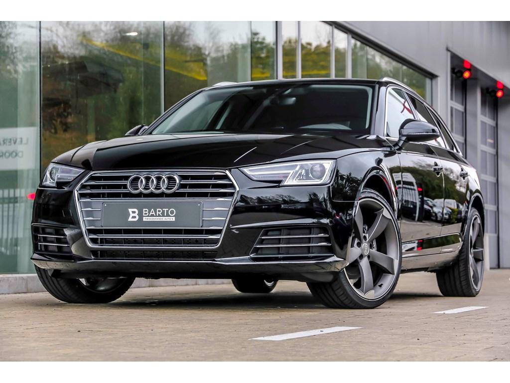 Tweedehands te koop: Audi A4 Zwart - Sport - S-tronic - Virt Cockpit - 19 Rotor - Demo wagen - Promo