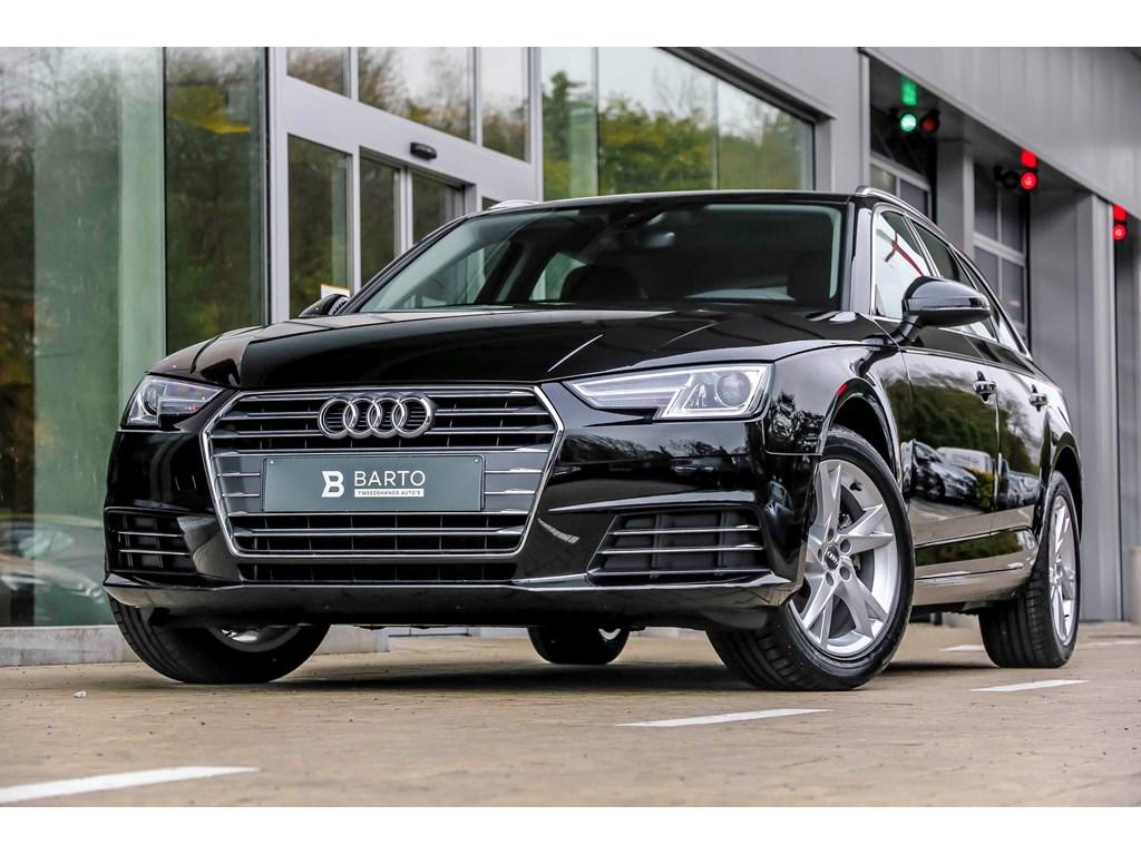 Tweedehands te koop: Audi A4 Zwart - Sport - S-tronic - Virt Cockpit - Demo wagen - Promo