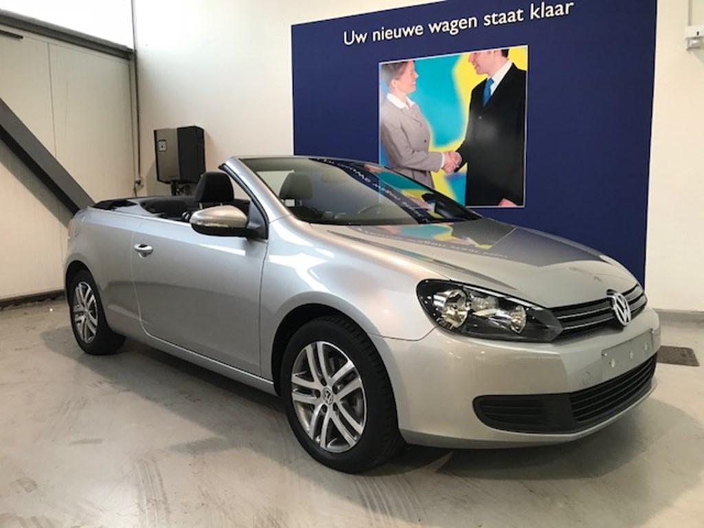 Volkswagen Golf Cabriolet Cabrio