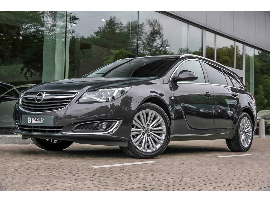 Tweedehands te koop: Opel Insignia Anthraciet - 16d 120pk - Cosmo - Navi - Erg Leder - Auto Airco - Weinig kms -