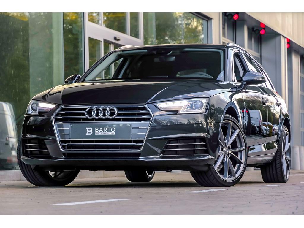 Tweedehands te koop: Audi A4 Grijs - Sport - S-tronic - Virt Cockpit - 19 Bicolor - Demo wagen - Promo