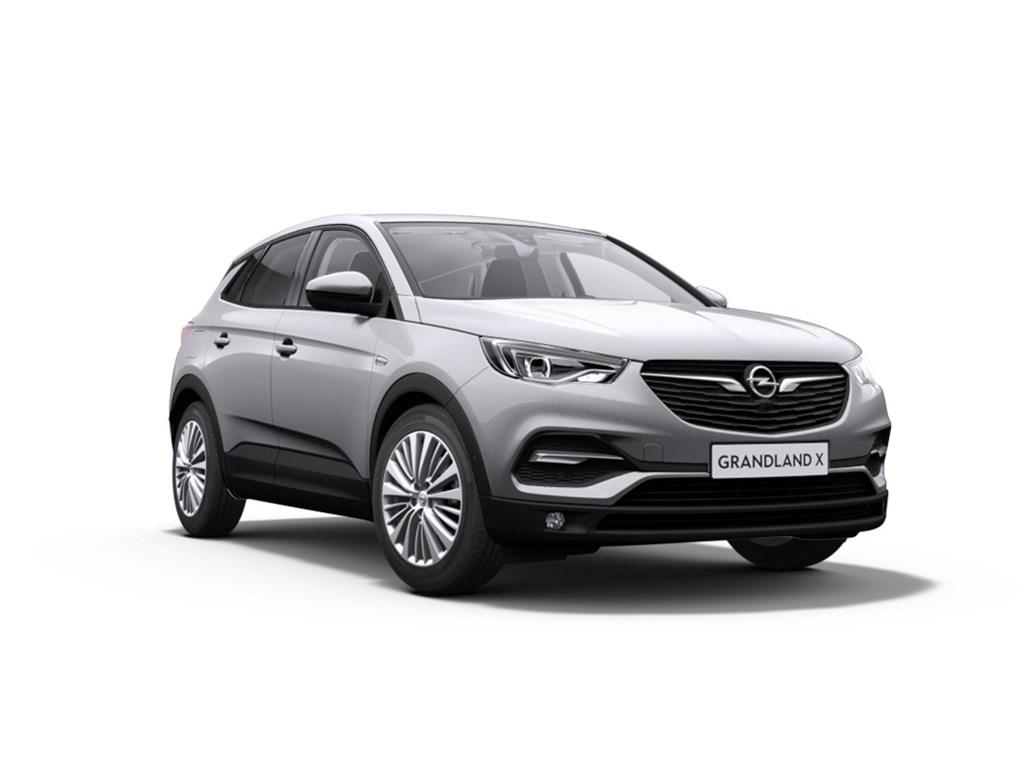 Tweedehands te koop: Opel Grandland X Grijs - 16 CDTi 120pk Edtion - Nieuw - Manueel 6 versn