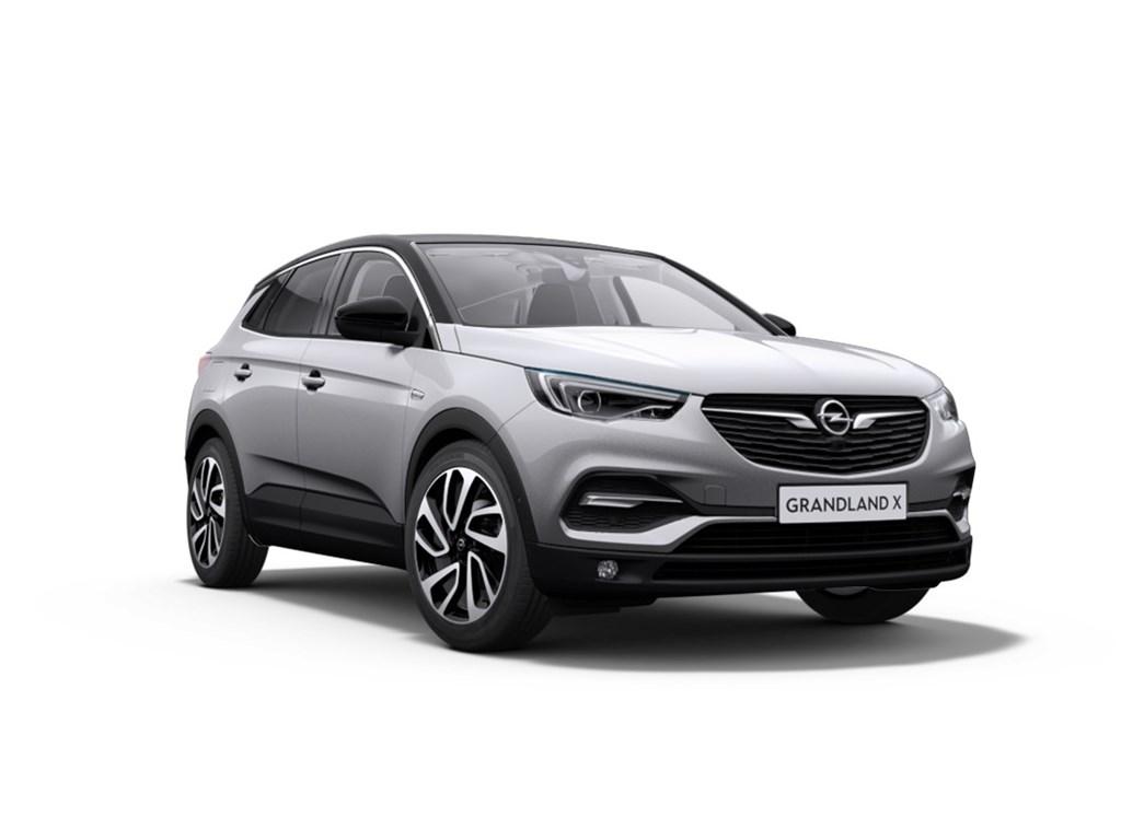Tweedehands te koop: Opel Grandland X Grijs - 12 Turbo Benz 130pk Innovation - Nieuw - AUTOMAAT 6