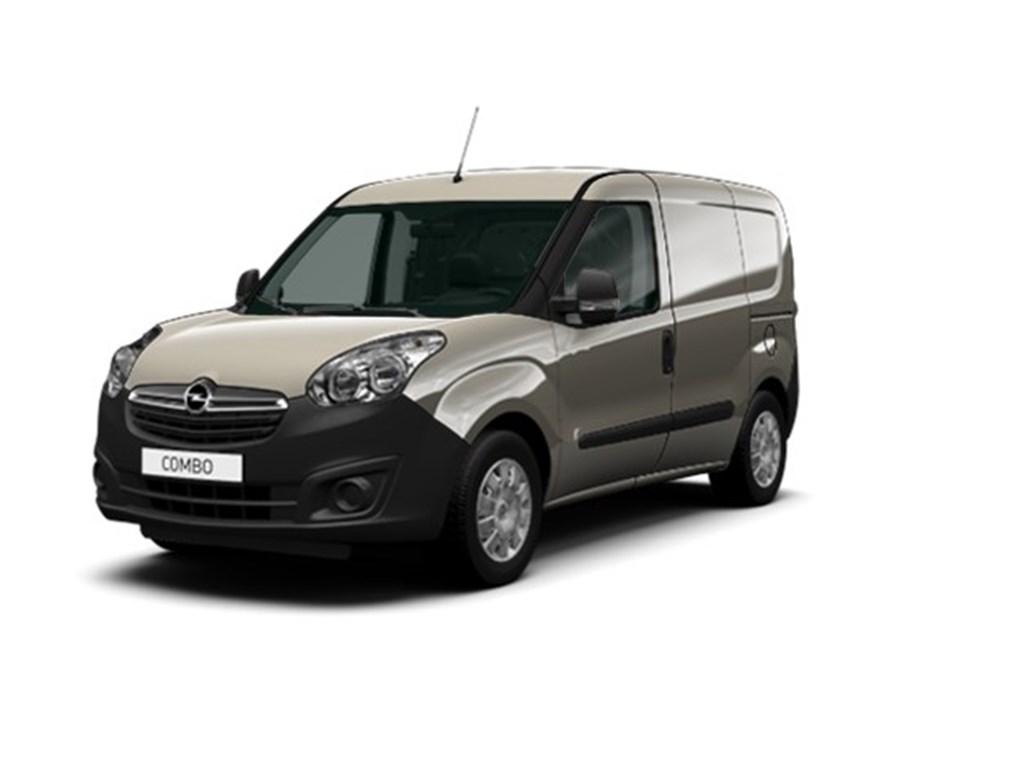Opel-Combo-Beige-Bestelwagen-L1H1-16CDTi-105pk-manueel-6-versn-Nieuw