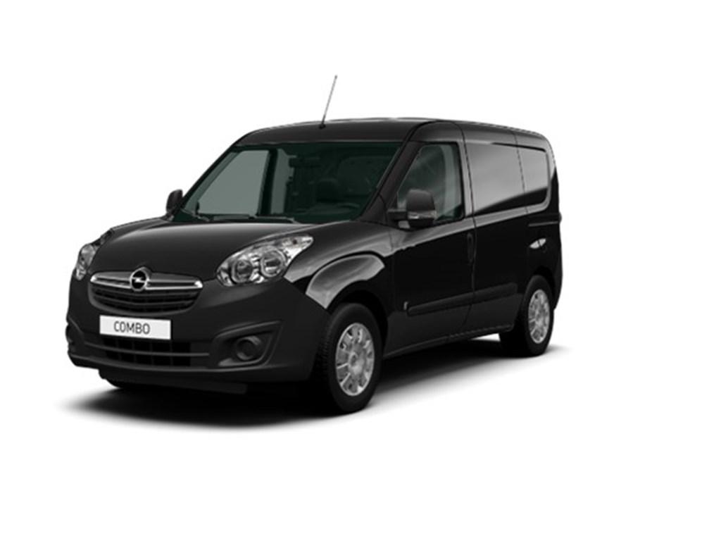 Tweedehands te koop: Opel Combo Zwart - Bestelwagen L1H1 16CDTi 105pk - manueel 6 versn - Nieuw