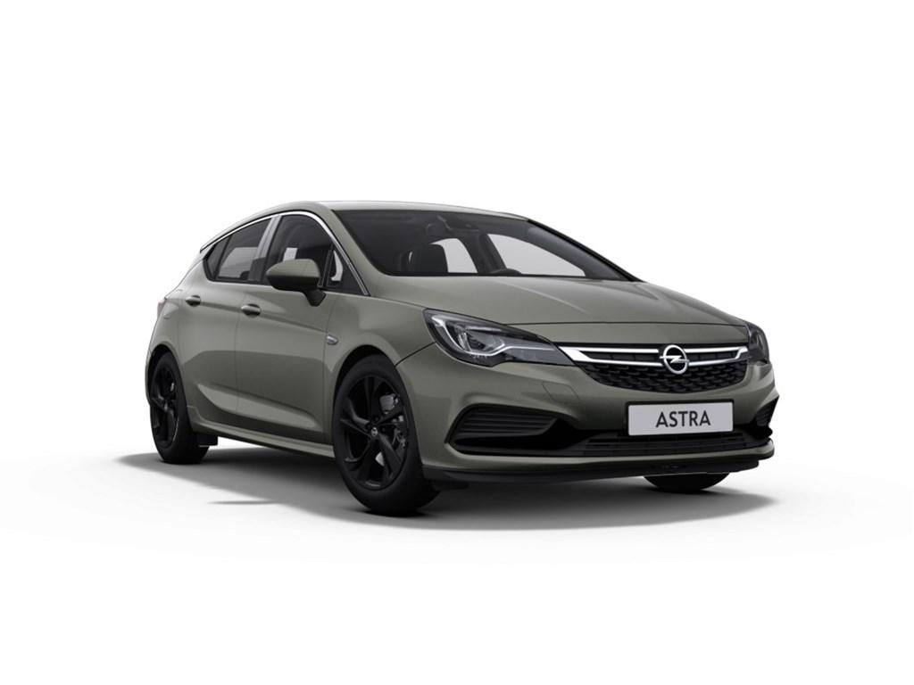 Tweedehands te koop: Opel Astra Grijs - 5-Deurs 14 Turbo 125pk OPC-Line - Nieuw