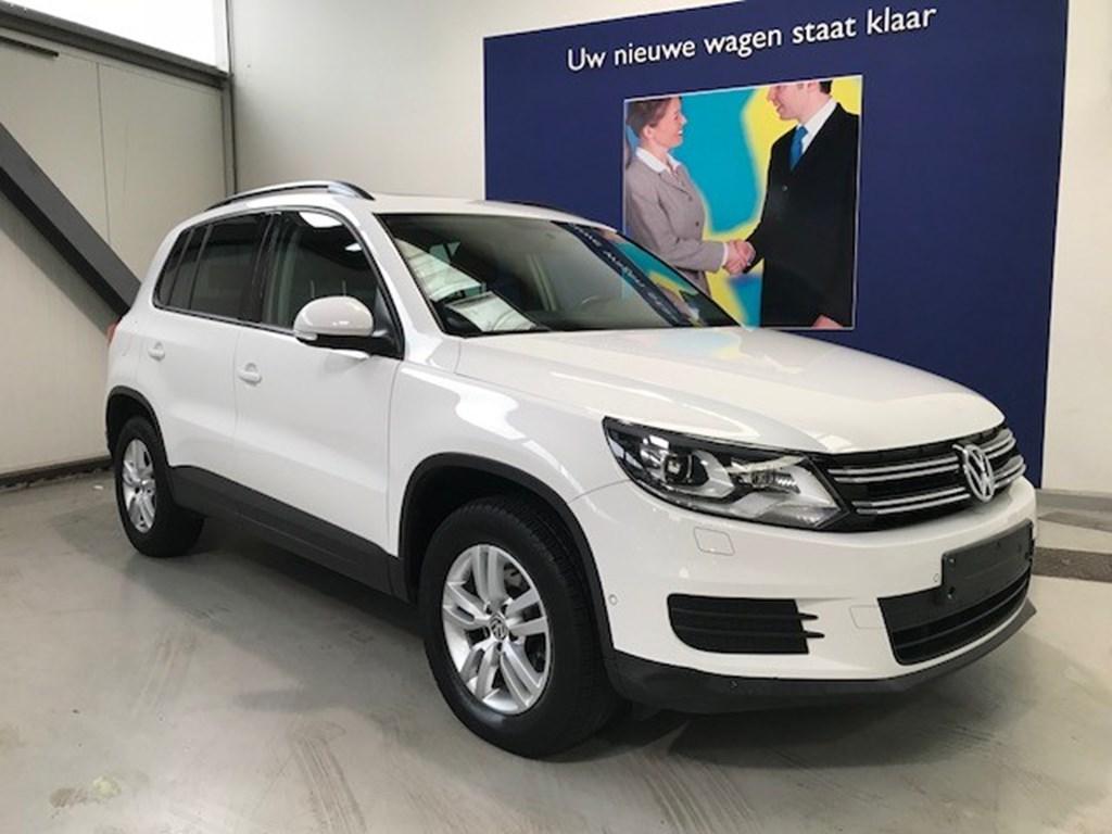 Volkswagen TIGUAN Offroad / 4x4