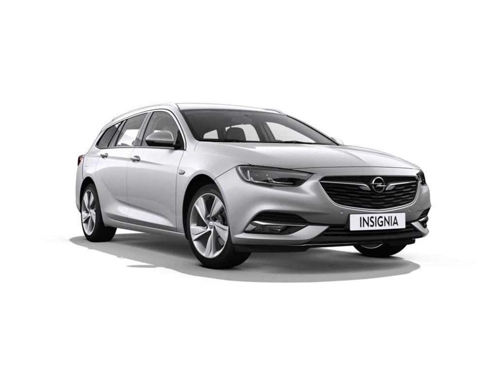 Tweedehands te koop: Opel Insignia Zilver - Sports Tourer Innovation - Nieuw - 15 Turbo Benz 140pk - Leder - Navi - Led verlichting -