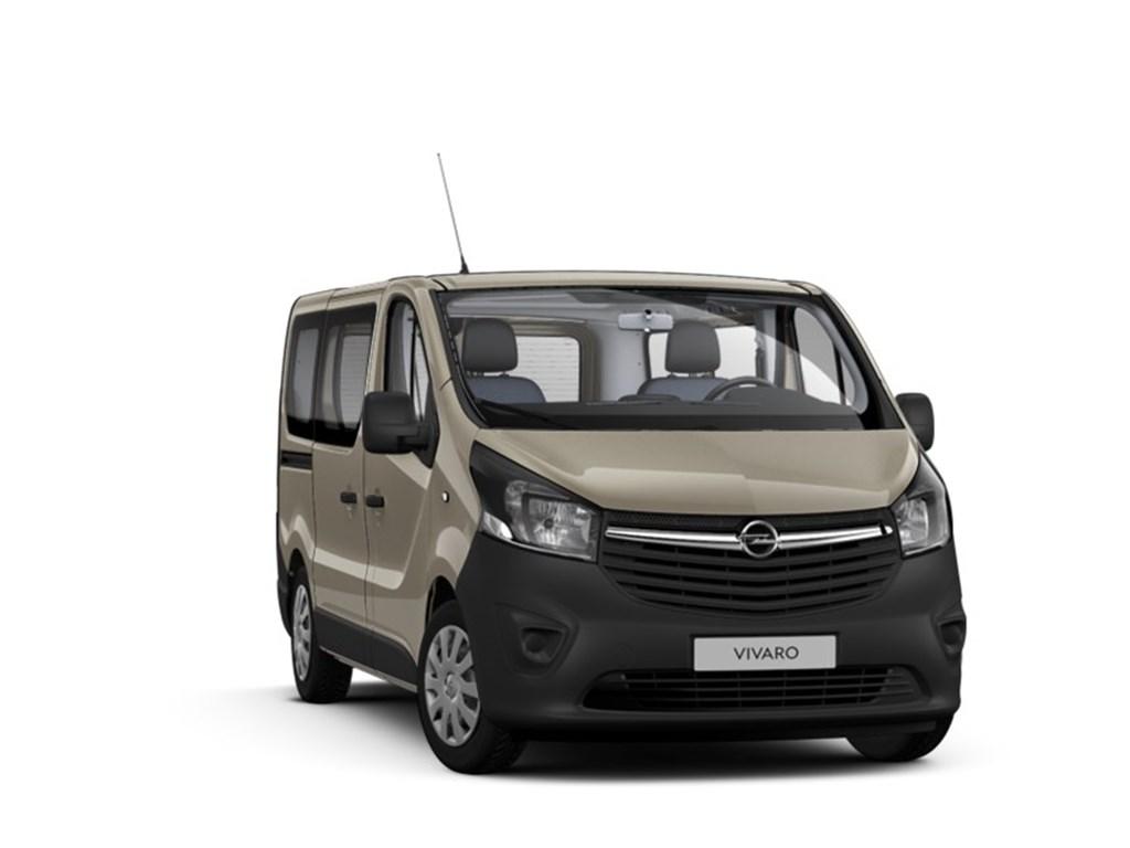 Tweedehands te koop: Opel Vivaro Beige - Combi 16 CDTi 125pk - 9 plaatsen - Nieuw - Navi - Cruise Control -