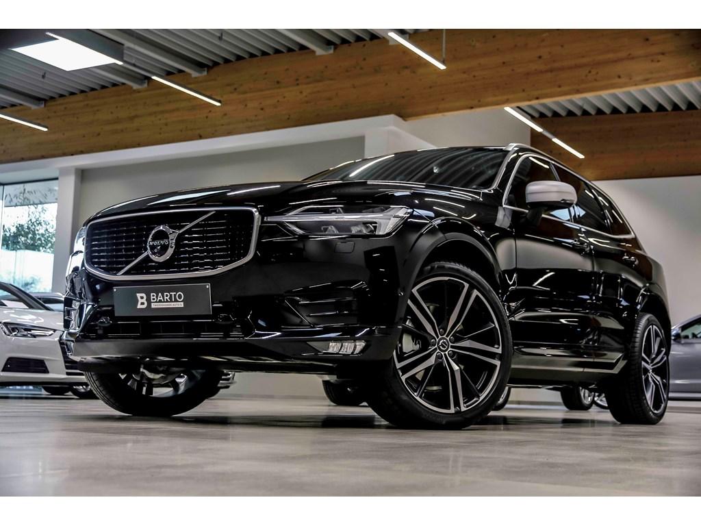 Tweedehands te koop: Volvo XC60 Zwart - R-Design - 21 - Pano - Luchtvering - ACC - NIEUW