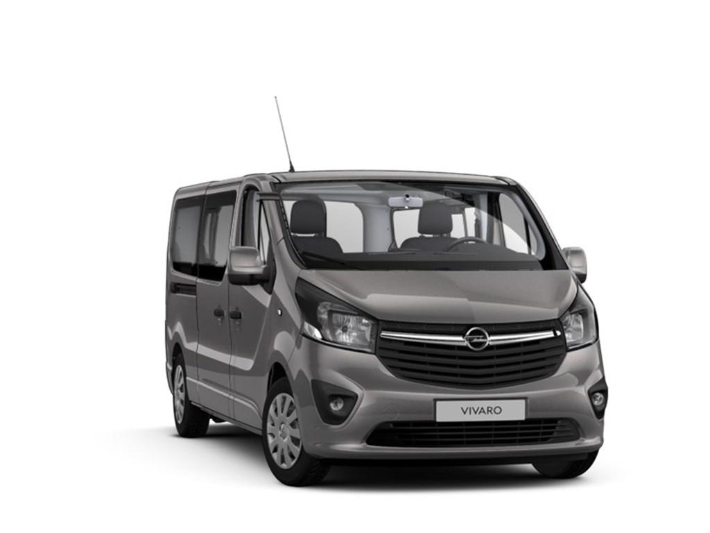 Tweedehands te koop: Opel Vivaro Anthraciet - Combi L2H1 - Combi - 16 CDTi 125pk - 8 plaatsen - Nieuw - Navi - Cruise Control -