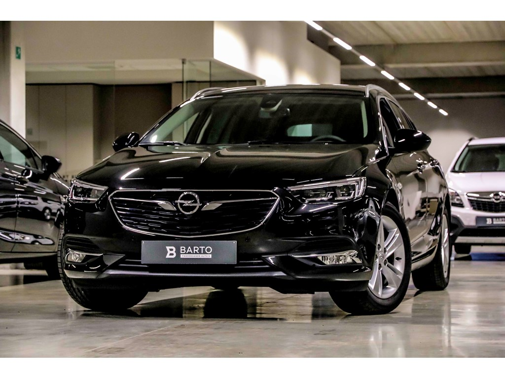 Tweedehands te koop: Opel Insignia Zwart - Promo - Innovation - Matrix LED - Camera - Keyless - Head UP -
