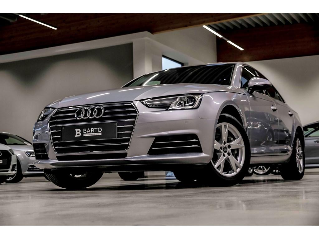 Tweedehands te koop: Audi A4 Zilver - sport - 190pk - S-tronic - Virtual Cockpit - Navi MMI plus - NIEUW