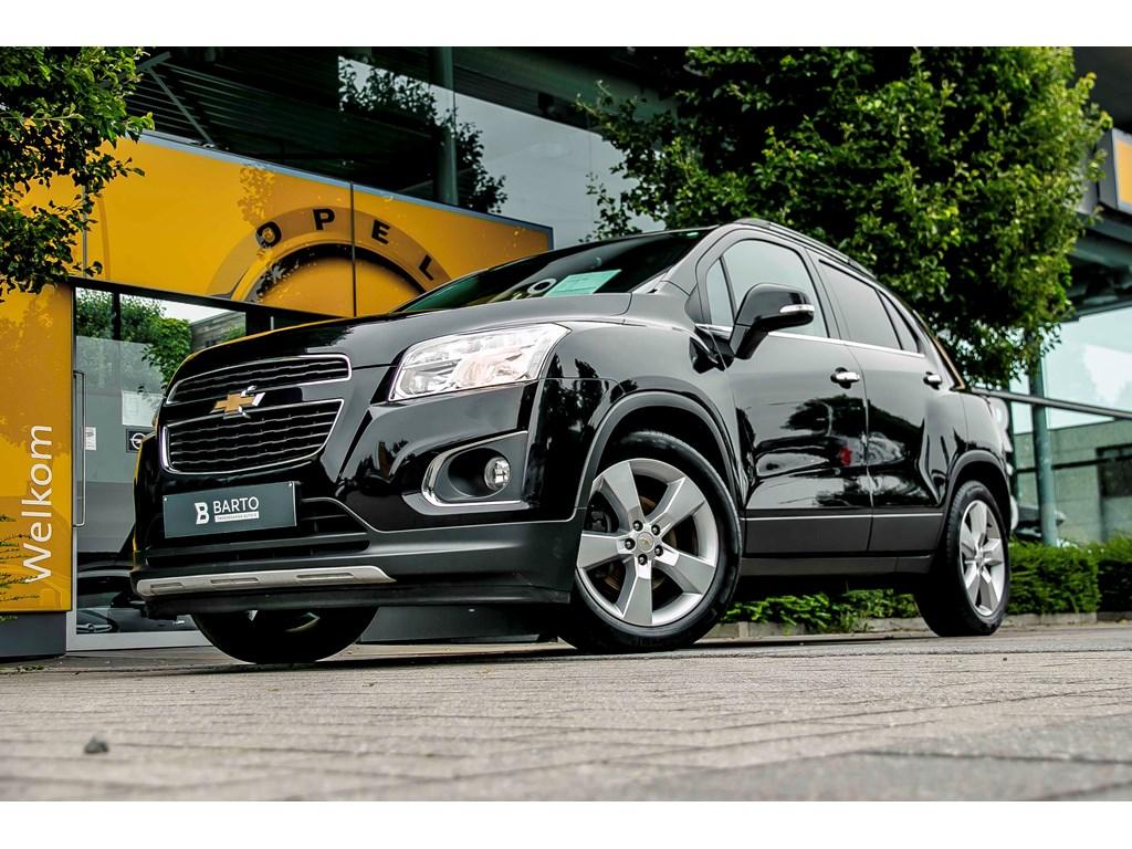 Tweedehands te koop: Chevrolet Trax Zwart - 17d 130pk - Airco - Camera - Parkeersens -