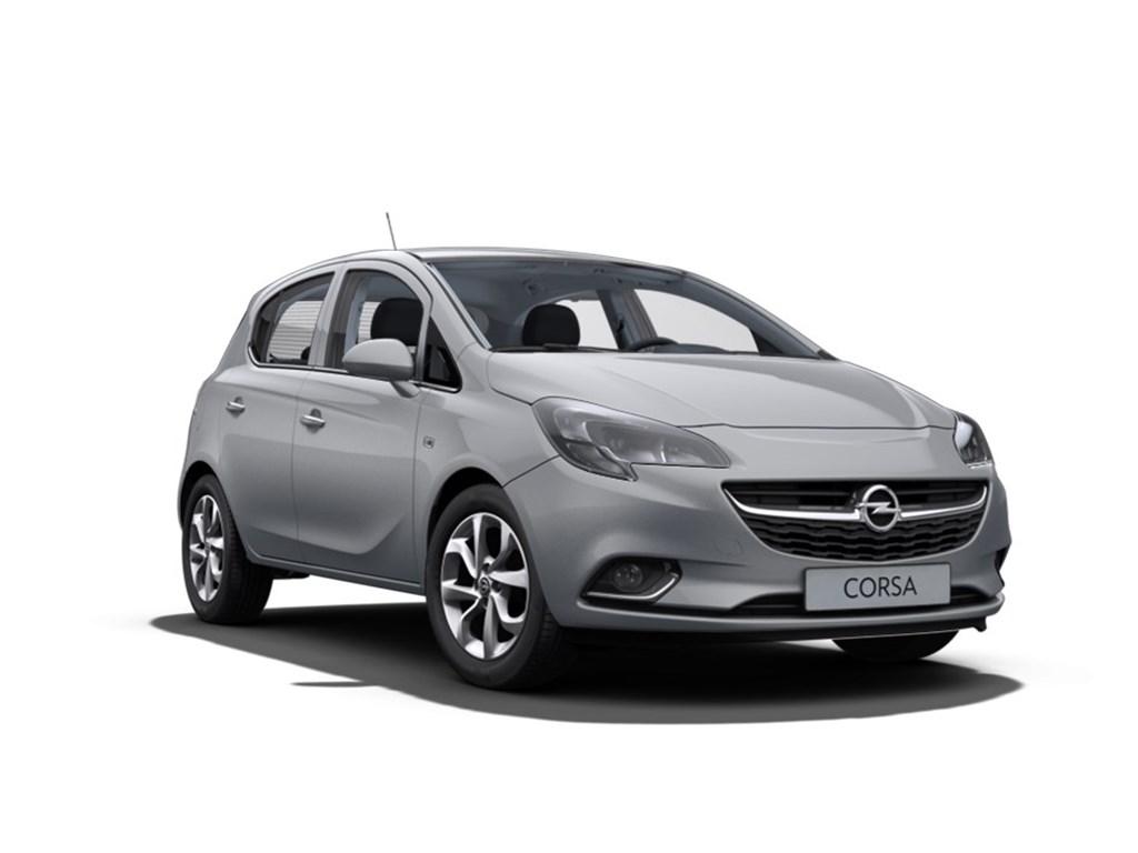 Tweedehands te koop: Opel Corsa Grijs - 5-Deurs 10 Turbo Benz 90pk Cosmo - Nieuw