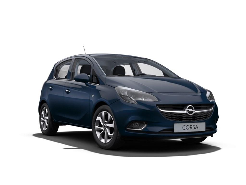 Tweedehands te koop: Opel Corsa Blauw - 5-Deurs 14 Benz 90pk Cosmo - Nieuw