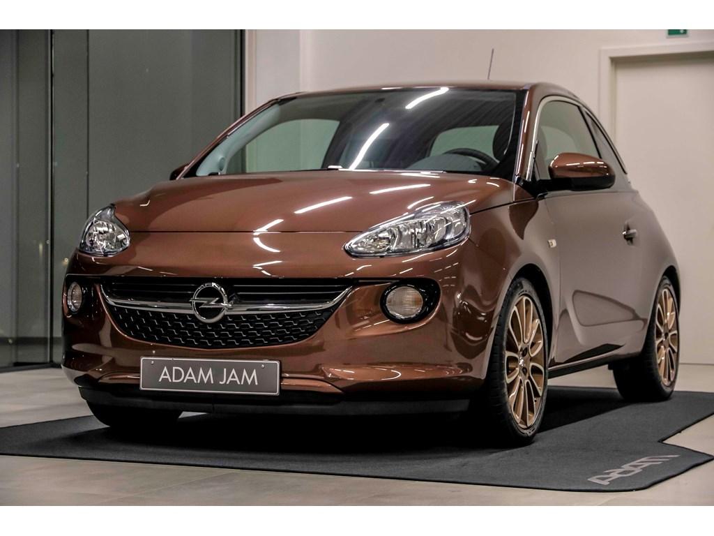 Tweedehands te koop: Opel ADAM Bruin - Unlimited 12 Benz 70pk - NIEUW - Intellilink - Parkeersensoren - Airco