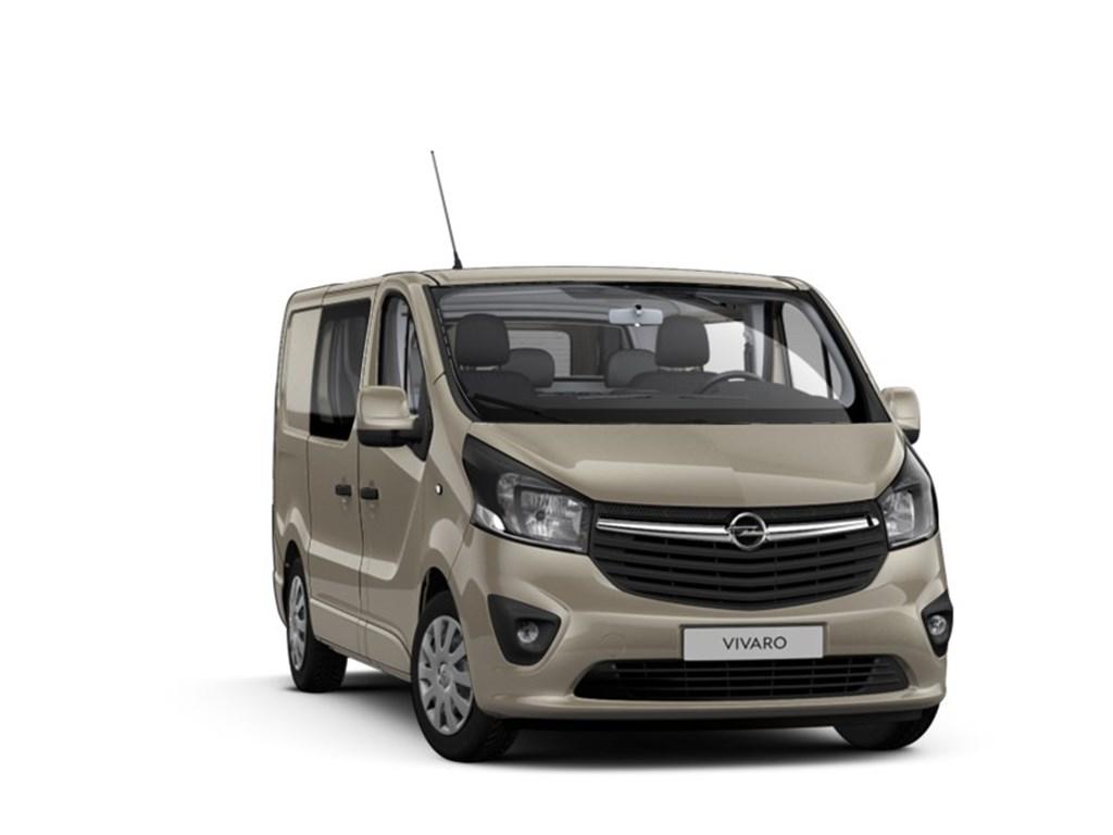 Tweedehands te koop: Opel Vivaro Bruin - Dubbele Cabine Sportive L1H1 - 16 CDTi 125pk - Nieuw