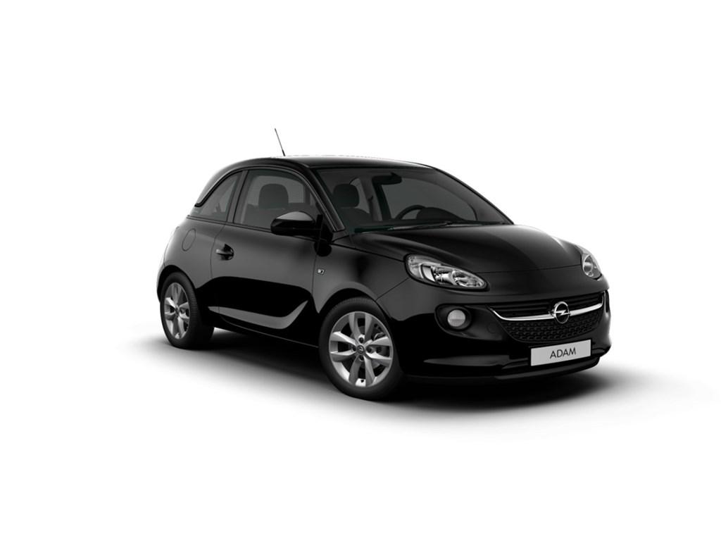 Tweedehands te koop: Opel ADAM Zwart - Jam 12 Benz 70pk - Nieuw