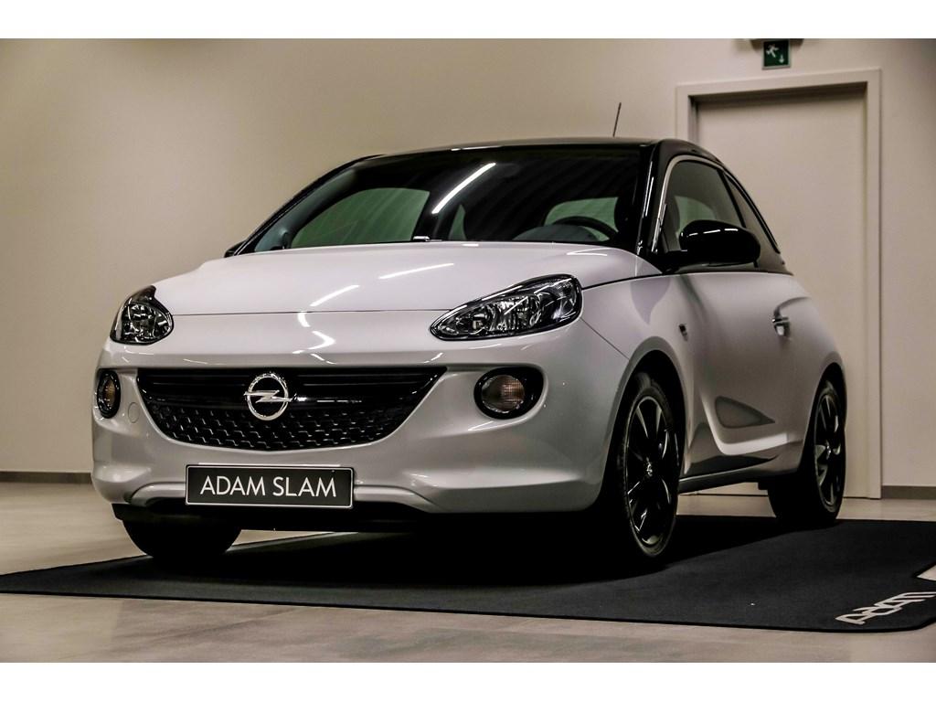 Tweedehands te koop: Opel ADAM Wit - Jam 12 Benz 70pk - Nieuw - Intellilink - Parkeersensoren - Alu velgen