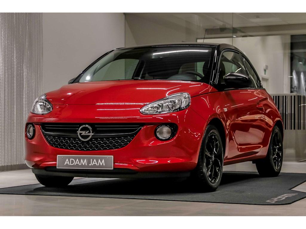 Tweedehands te koop: Opel ADAM Rood - 12 Jam - Nieuw - Intellilink - Parkeersens