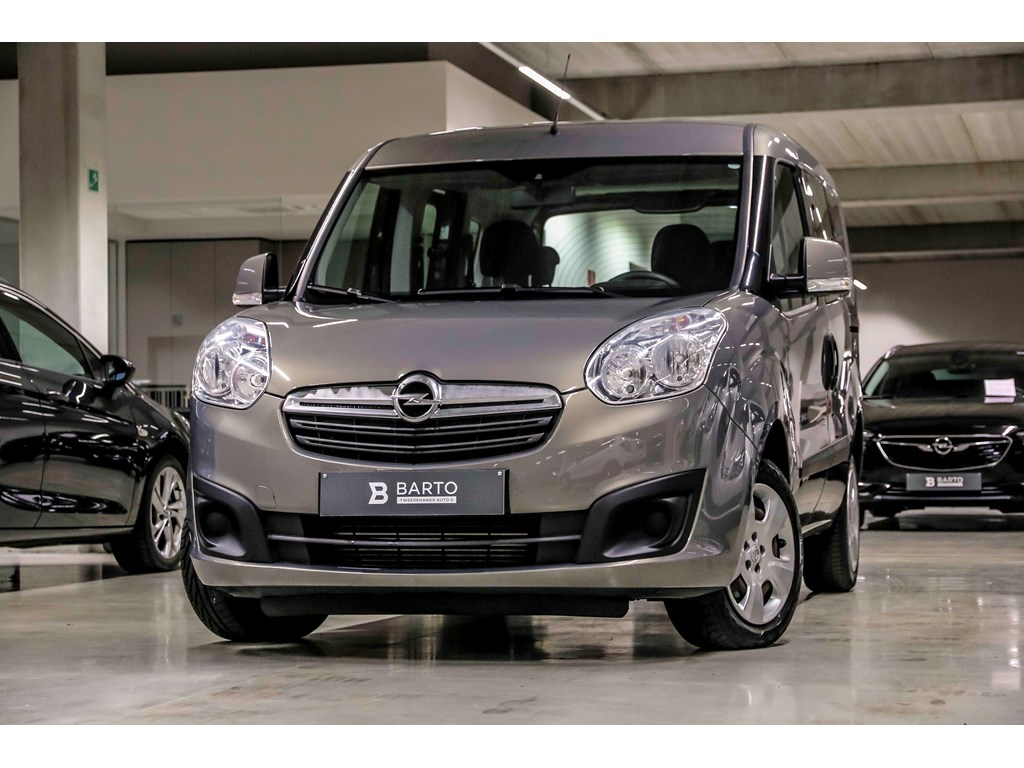 Tweedehands te koop: Opel Combo Bruin - TOUR - 16d 90pk - Airco - Radiocd - Parkeersens -
