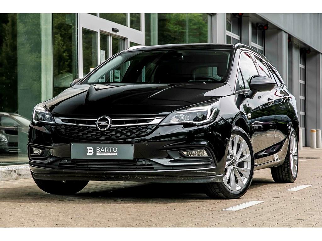 Tweedehands te koop: Opel Astra Zwart - 14T 150pk Innovation - Navi - Camera -