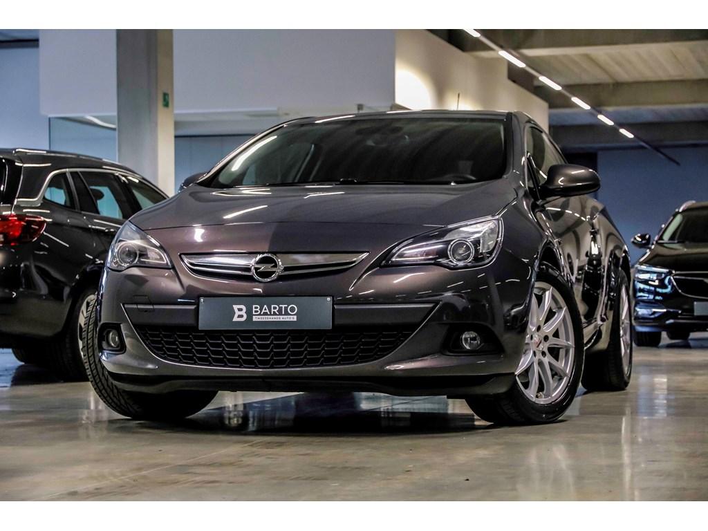 Tweedehands te koop: Opel Astra Grijs - GTC - 20d 165pk - Airco - Bluetooth - Cruisecontr - Auto lichten -