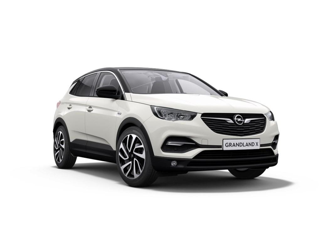Tweedehands te koop: Opel Grandland X Wit - 12 Turbo Benz 130pk Innovation - Nieuw - AUTOMAAT 6
