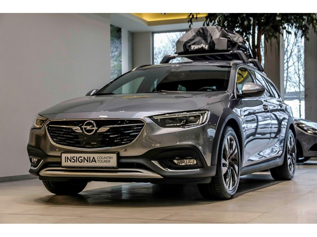 Tweedehands te koop: Opel Insignia Grijs - Country Tourer - Nieuw - 20 CDTi Diesel 170pk - AUTOMAAT - Leder - Navi - Led verlichting -