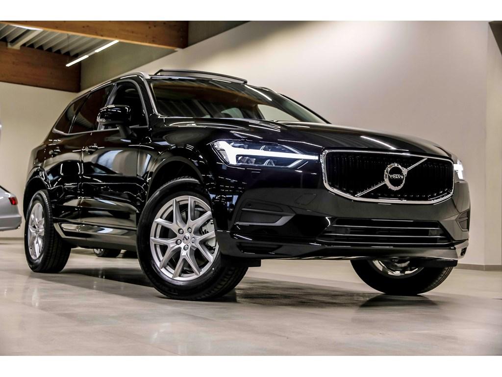 Tweedehands te koop: Volvo XC60 Zwart - D4 190pk - NIEUW - Leder - Panor open dak - LED -
