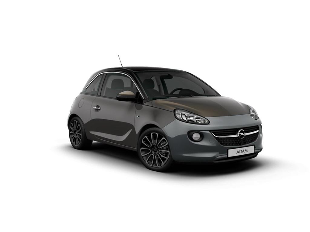 Tweedehands te koop: Opel ADAM Grijs - GLAM 12 Benz 70pk - Nieuw - Elektronische Airco - Panorama Dak -