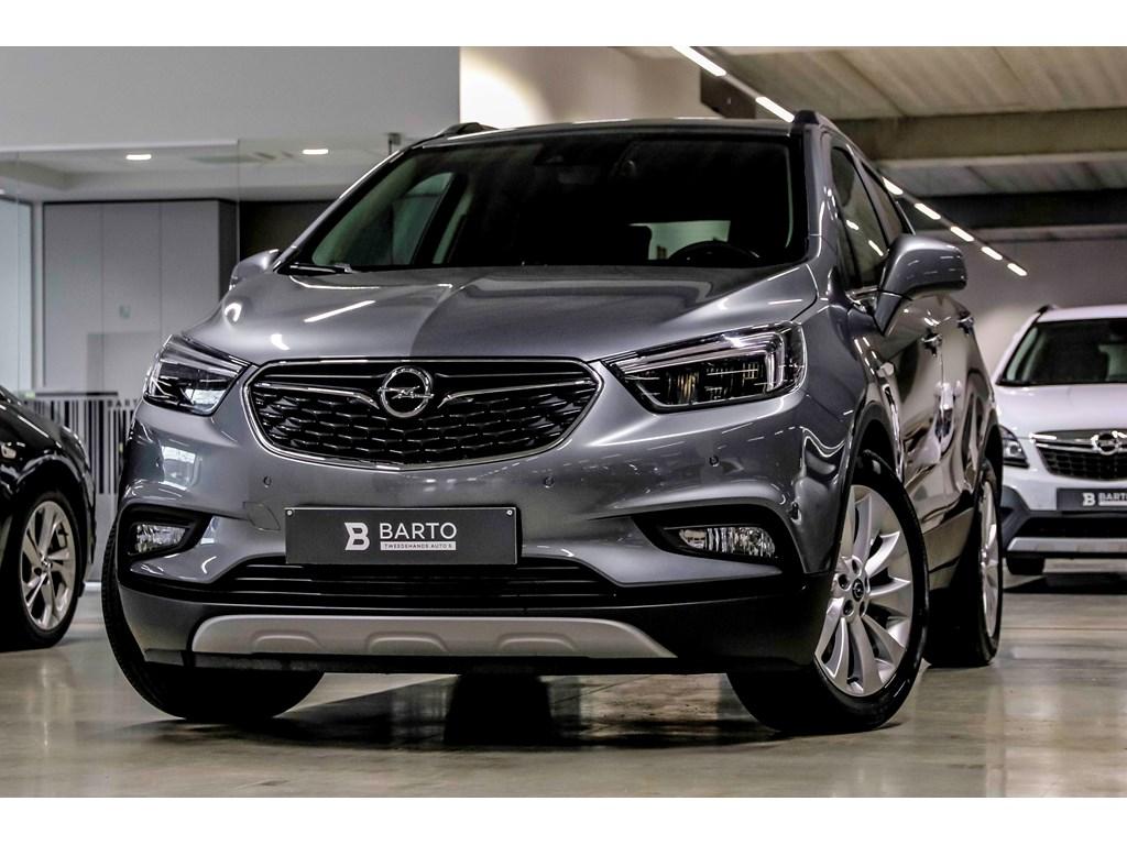 Tweedehands te koop: Opel Mokka Grijs - 14T Autom - Innovation - Leder - Matrix - Keyless - Weinig kms