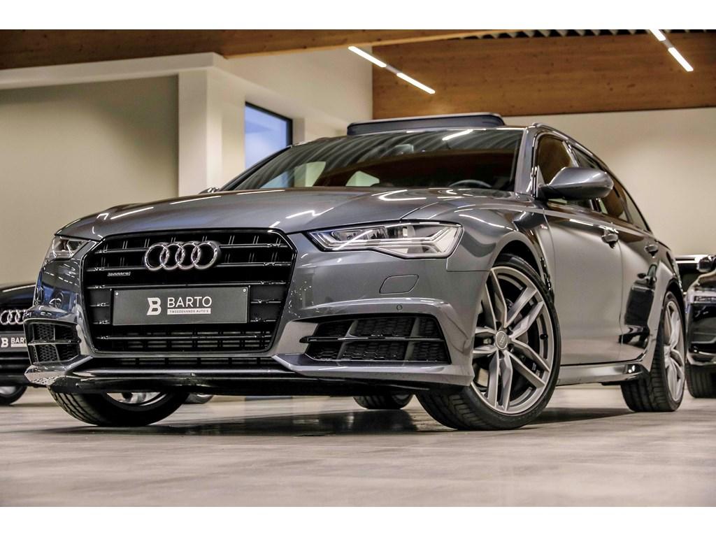 Tweedehands te koop: Audi A6 Grijs - V6 272pk - RS seats - Pano dak - Shadow line - 20 -