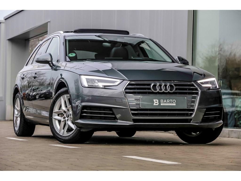 Tweedehands te koop: Audi A4 Grijs - 190 PK - Full LED - Pano dak - Virt Cockpit - Head UP -
