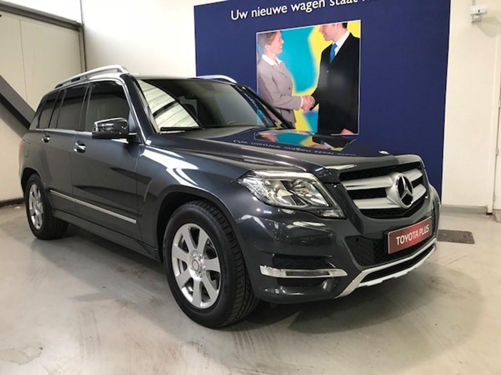 Mercedes-Benz GLK 200 Offroad / 4x4