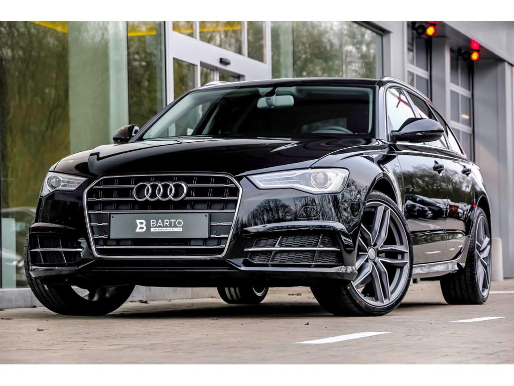 Tweedehands te koop: Audi A6 Zwart - 190 PK - S line - NIEUW - 20 wielen - Lederalcantara