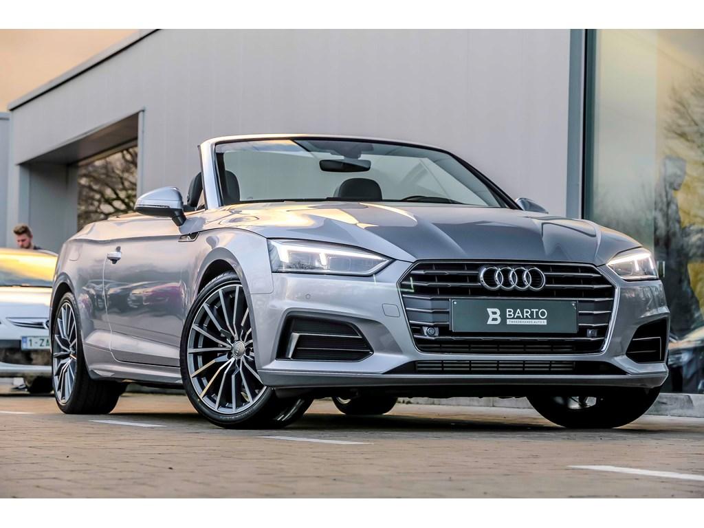 Tweedehands te koop: Audi A5 New Zilver - Bang Olufsen - Full LED - Virt Cockpit - 19 Bicolor - PROMO