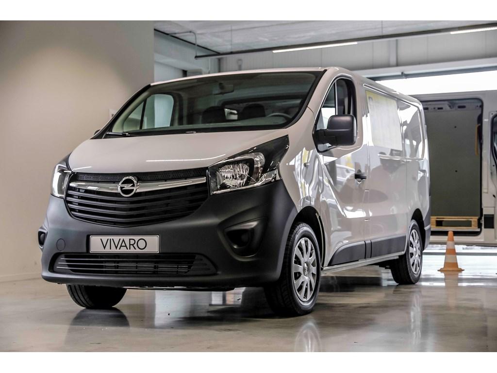 Tweedehands te koop: Opel Vivaro Wit - 16 CDTi 95pk Gesloten bestelwagen Edition - L1H1 - Nieuw