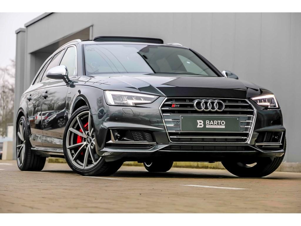 Tweedehands te koop: Audi S4 Grijs - Avant - RS zetels - B0 - Pano dak - Matrix - Tourpack - sport differ