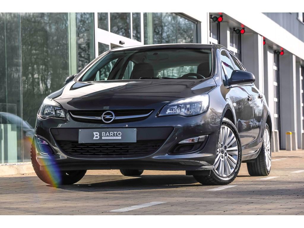 Tweedehands te koop: Opel Astra Grijs - 16b 115pk - Airco - Bluetooth - Cruisectrl -