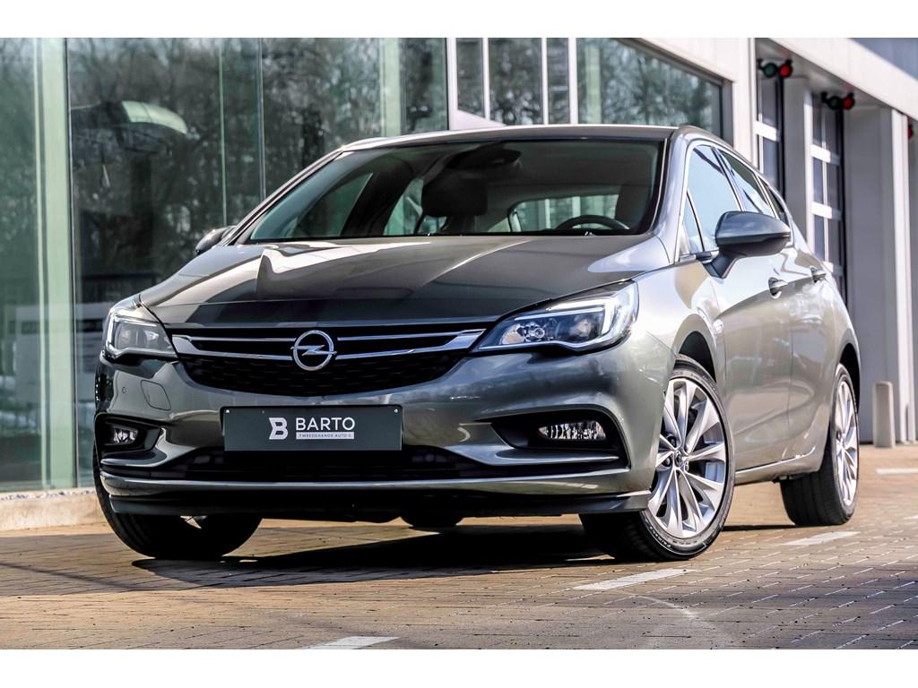 Tweedehands te koop: Opel Astra Grijs - 14b 150pk - automaat - Camera - Offlane - Parkeerhulp -