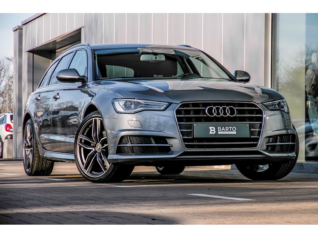 Tweedehands te koop: Audi A6 Grijs - S line - 190pk - Sportzetels - Privacy - Electr koffer