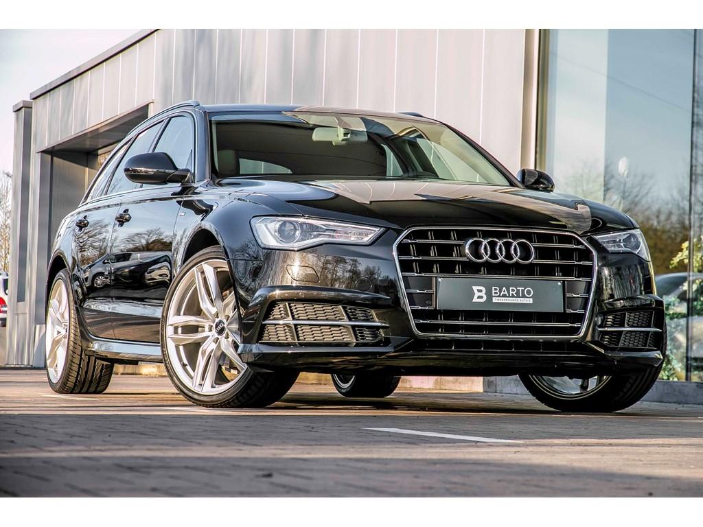 Tweedehands te koop: Audi A6 Bruin - S line - 190pk - Sportzetels - Privacy - Electr koffer
