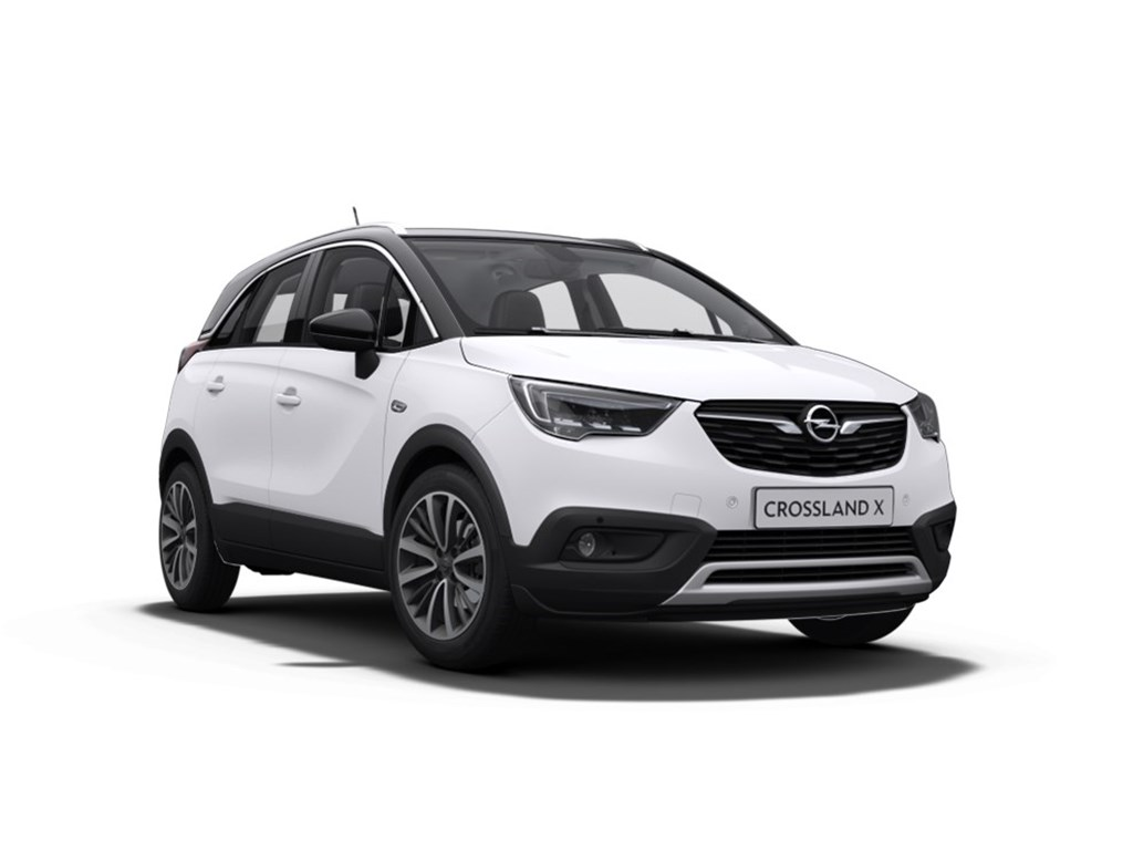 Tweedehands te koop: Opel Crossland X Wit - 12 Turbo StartStop Innovation AUT