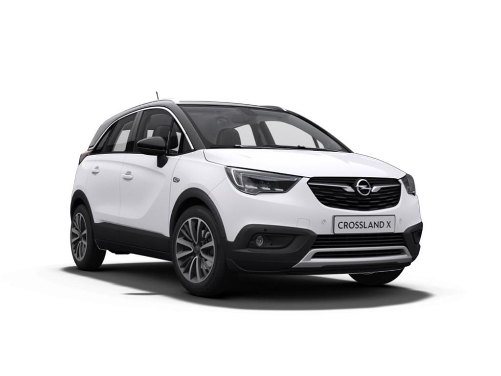 Tweedehands te koop: Opel Crossland X Wit - 12 Turbo StartStop Innovation AUT