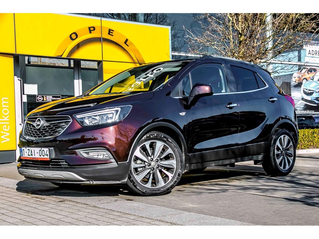 Tweedehands te koop: Opel Mokka Bruin - 14b 140pk - Automaat - Leder - Navi - Camera -