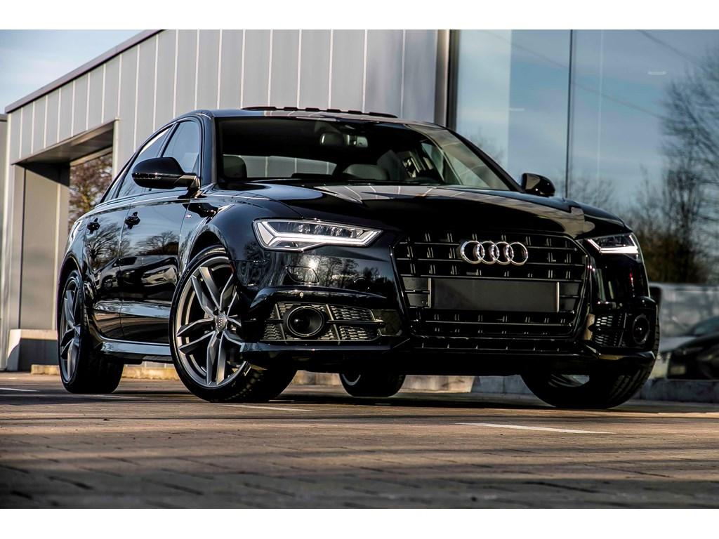 Tweedehands te koop: Audi A6 Zwart - NIeuw - Full S line - Open dak - ACC - Bose - Shadow line