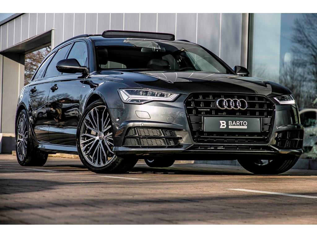 Tweedehands te koop: Audi A6 Grijs - 20 TFSI 252pk - Quattro - Full S line - Shadow Line - 20 Alu velgen - Full LED